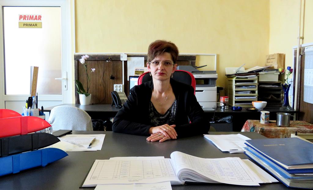 Comuna ZAGAR - Secretar ZAGAR - Maria Cosmina ONET